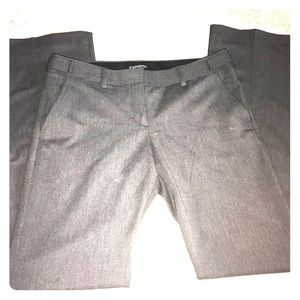 NWOT Express Columnist Bootcut Work Pants Size 6